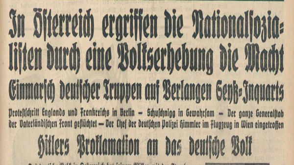 12. März 1938