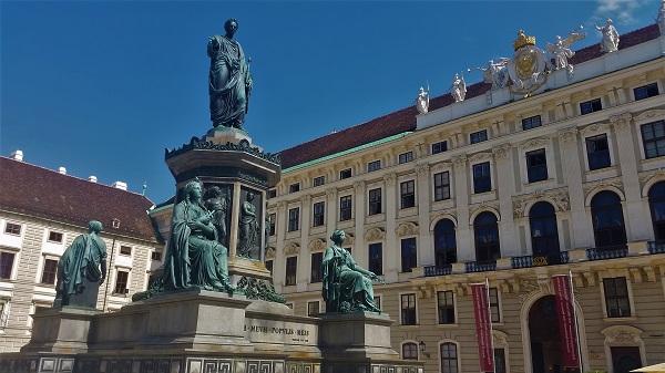 Stadtspaziergang Wiener Hofburg