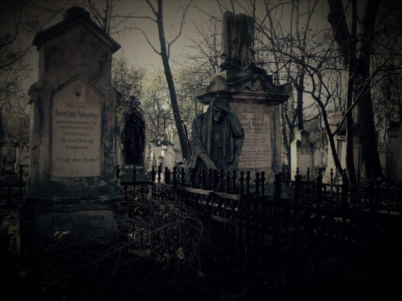 Nachtführung Wiener Friedhof zu St. Marx