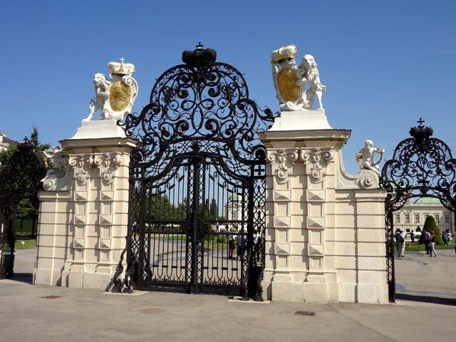 3 stündige Wiener Stadtrundfahrt Wien Schloss Belvedere