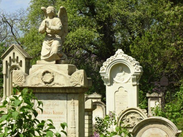 3 stündige Wiener Stadtrundfahrt Wien St. Marxer Friedhof