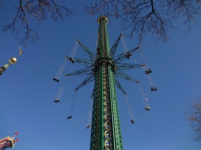 Freizeittipps Wiener Prater Turm