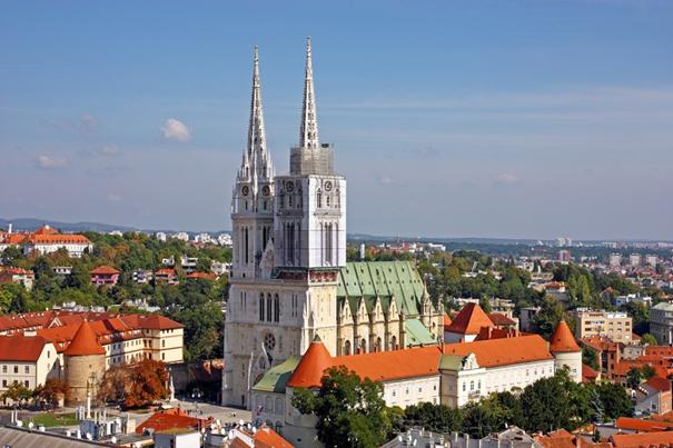 Stadtführung Zagreb Kathedrale