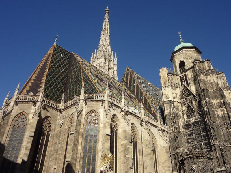 historische Stadtführung Wiener Altstadt Wiener Stephansdom