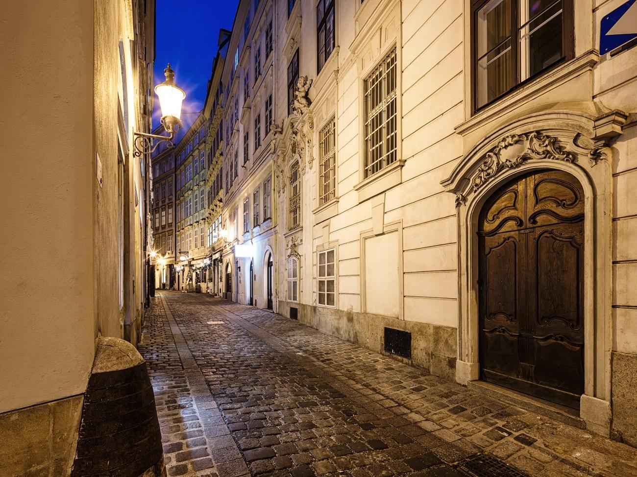 Nachtführung durch die Wiener Altstadt