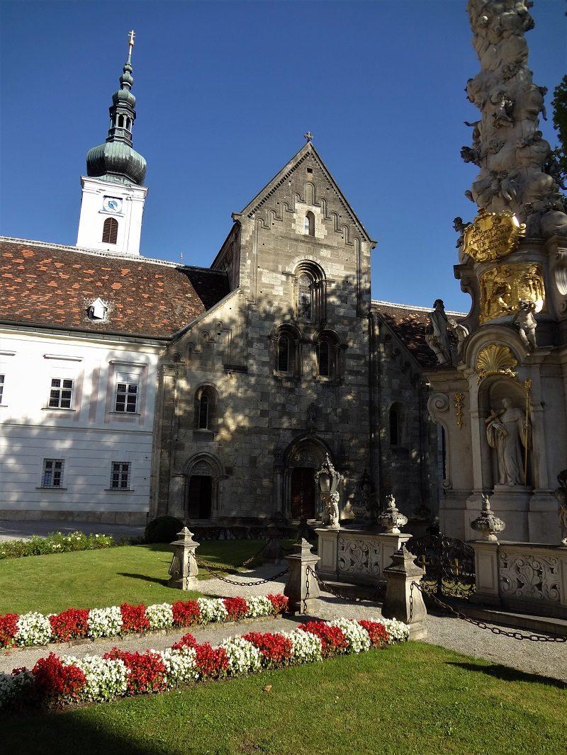 Tagesfahrt Wienerwald Stift Heiligenkreuz